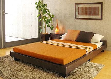 giường ngủ gỗ hiện đại giá rẻ